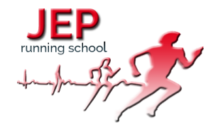 JEP Running School logo